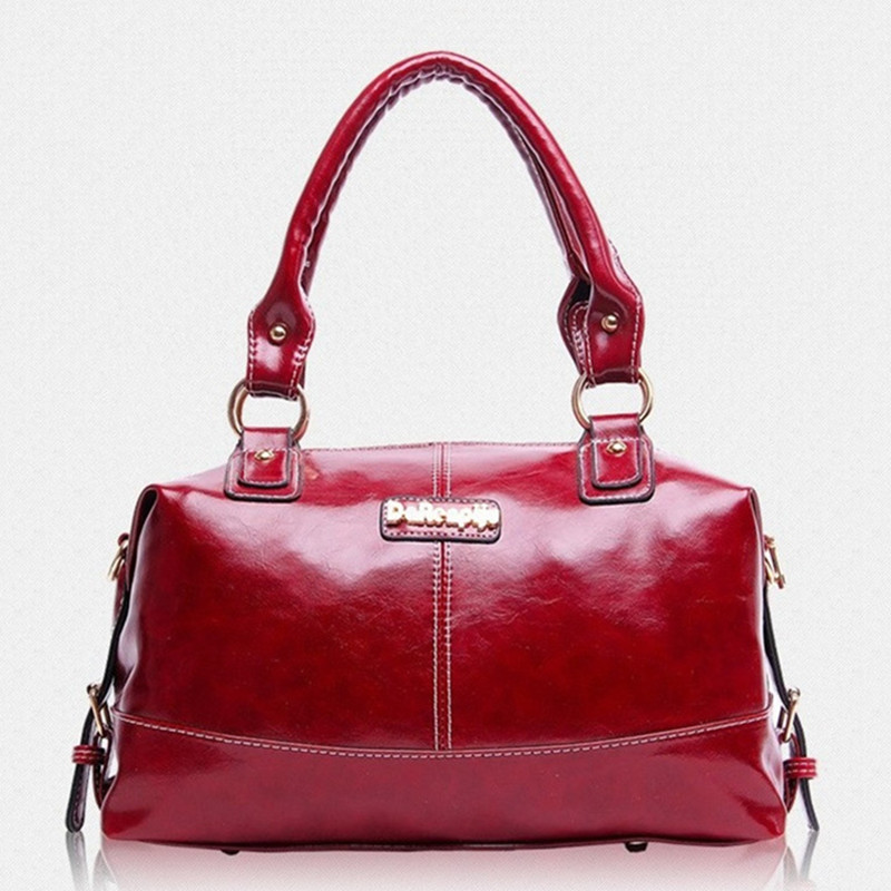 Genuine Leather Women Bag Fashion Brand New Handbag 2016 New Tote Shoulder Hot Sale All-match Ladies Messenger Casual Crossbody