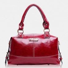 Echtes Leder Frauen Tasche Mode Marke Neue Handtasche 2016 Neu Heißer Verkauf Allgleiches Damen Messenger Casual Crossbody
