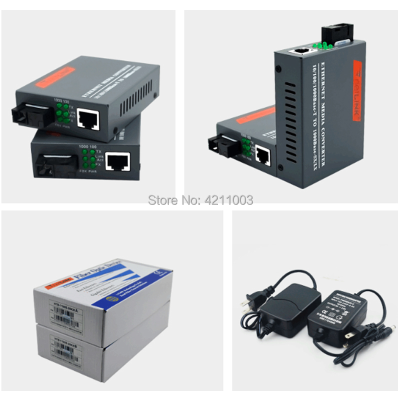 HTB-GS-03 AB Gigabit Media Converter 8