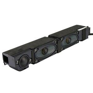 Image 5 - مكبر صوت تلفاز عالي الجودة بغلاف مزدوج من الحرير ذو وجهين لمكبر صوت ثلاثي الاتجاه للدراجات النارية ذاتية الصنع 4ohm 20W لأزواج Sony 1