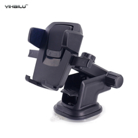 Universal Sticky Car Holder Smart Phone GPS Support Suction 360 Rotate Adjustable 3 5 6 Inch