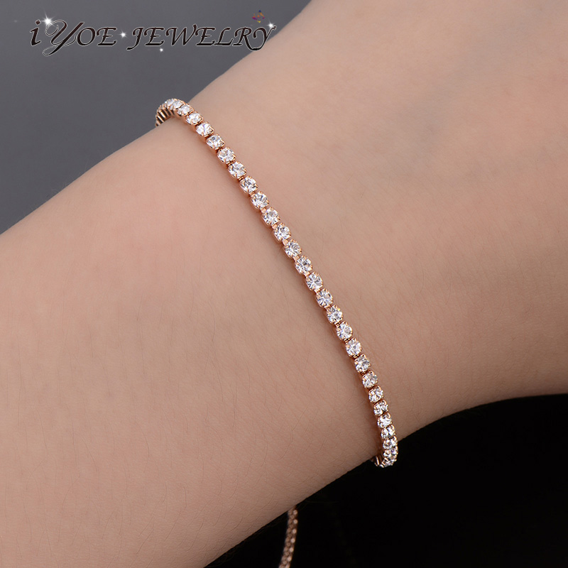 Thin Tennis Bracelet Best Bracelets