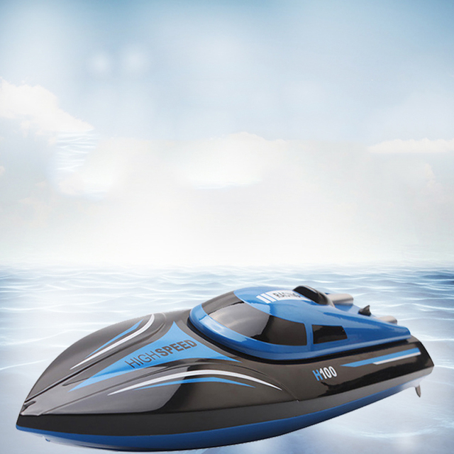 Skytech H100 RC Boat 2.4GHz 4 Channel High Speed Racing