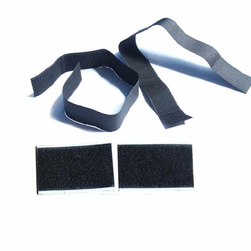 2 pièces coffre de voiture magasin contenu sac rapide extincteur support sécurité sangle Kit