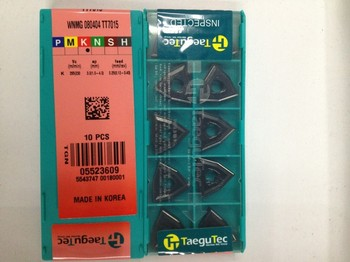 tungsten carbide inserts  WNMG080408-MT TT7015  wholesale WNMG 080408 MT TT7015 for gray and ductile cast iron