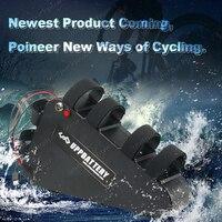 Sanyo ячеек 48 В 31.5Ah Электрический велосипед батарея 48 в 1200 Вт литиевый треугольник батарея с 4A зарядное устройство 40A BMS для Bafang BBSHD