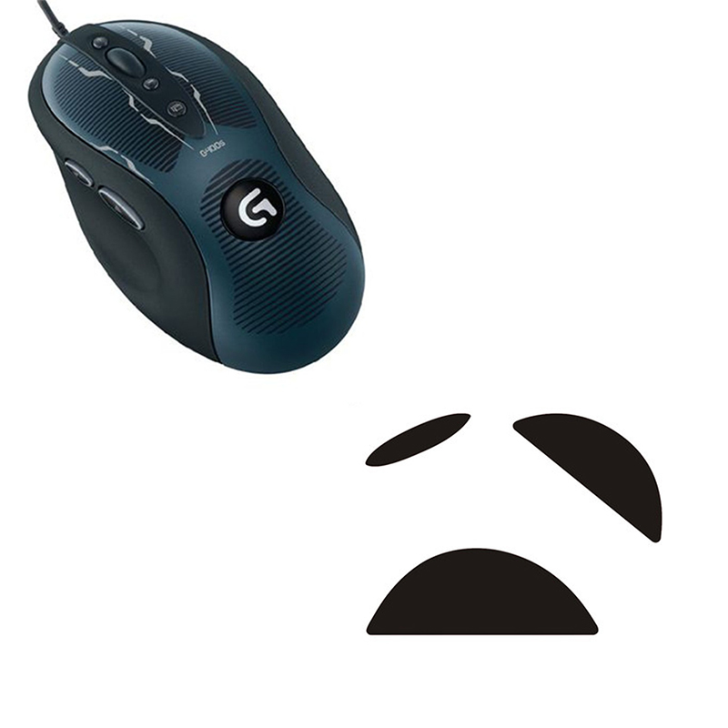 все цены на One set for Logitech G400s gaming mouse without retailed package and Logitech G400s mouse feet
