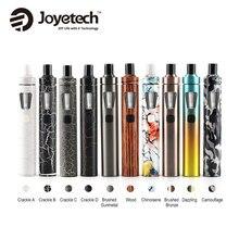 Joyetech эго AIO Быстрый Комплект Новый Цвета 1500 мАч 2 мл Ёмкость все-в-одном комплект электронных сигарет испаритель оригинальные VS ijust s