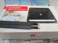 4G HUAWEI B890 66 LTE Router 100M With 4 Land port+A pair B890 antenna