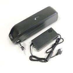 HAILONG-batterie Lithium 52V 14ah avec cellules Samsung, avec chargeur 2a, pour vélo électrique ebike