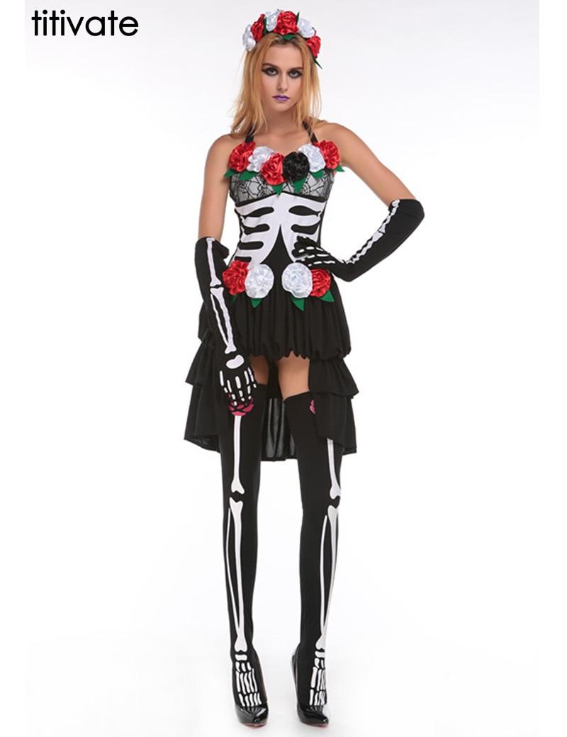 Online Get Cheap Sexy Skeleton Costume for Women -Aliexpress.com ...