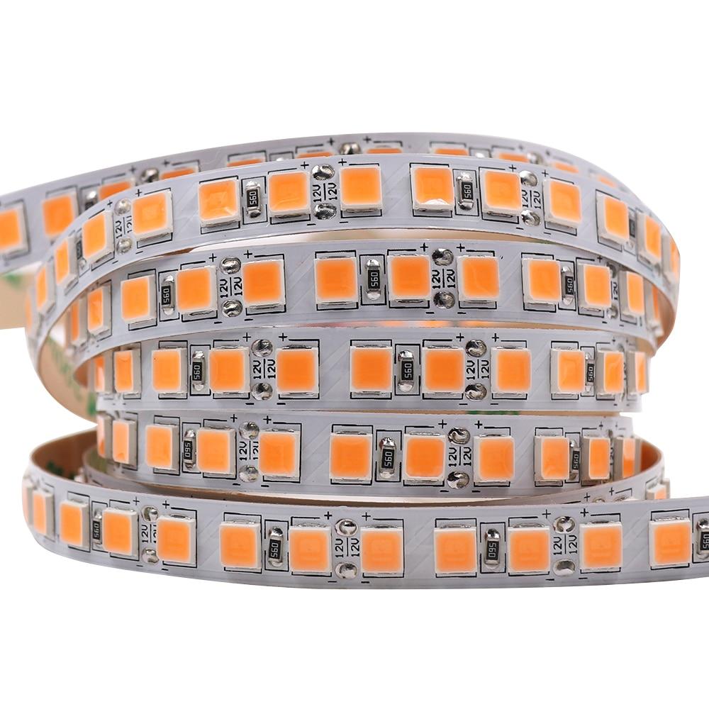 5M Flex LED Strip 5054 5050 SMD 120leds m Flexible Tape Light DC 12V More Brighter 5M Flex LED Strip 5054 5050 SMD 120leds/m Flexible Tape Light DC 12V More Brighter Than 2835 5630 7 Colors for Home Decoration