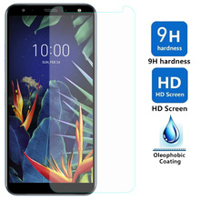 For LG K40/LG Stylo 5/SAM A40 A70 2pcs/lot Tempered Glass Screen Protector Explosion-proof Anti Scratch Front Films 5