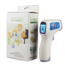 Best Buy DM-300 Professional Baby /Adult Digital Thermometer Gun Multi Function Infrared ForeheadForehead Body Digital Infrared Body Ther