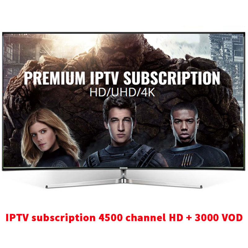 Image 4 - iptv subscription hd europe arabic internet usa canada italy french spain channels android america live best code iptv smart m3u-in Set-top Boxes from Consumer Electronics
