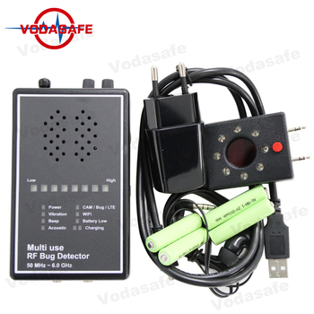 Hidden Camera Detector - Cell Network Detecting Function 1