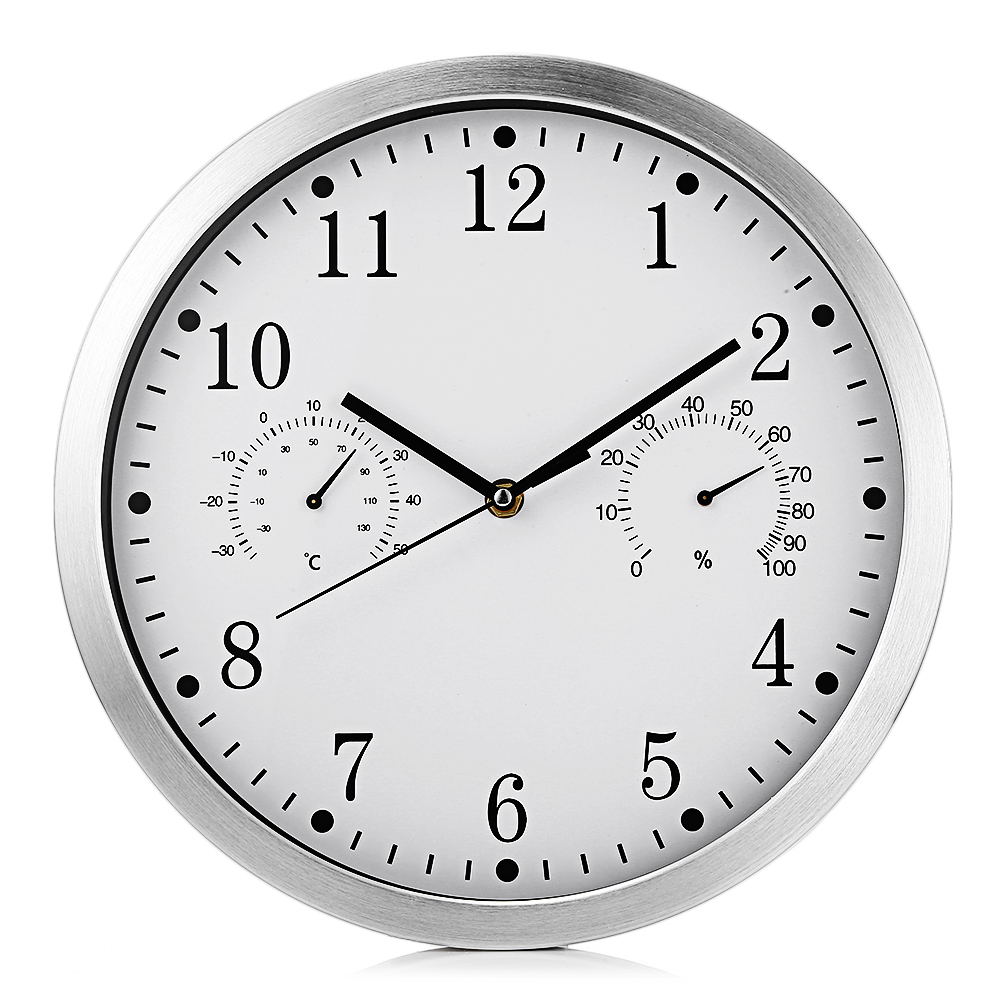 Hot Sale Indoor Big 3D Number Silent Wall Clock Quiet ... |Silent Wall Clock
