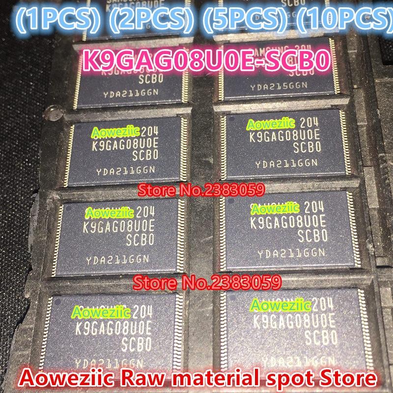 все цены на (1PCS) (2PCS) (5PCS) (10PCS) (50PCS) 100% new original  K9GAG08UOE-SCBO K9GAG08U0E-SCB0 TSOP48   K9GAG08U0E SCB0 онлайн