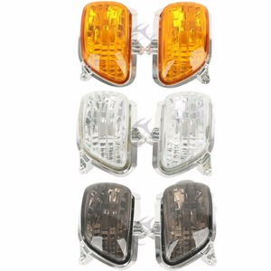 Image 1 - Motorcycle Front Turn Signal Light Lens Shell For Honda Goldwing GL 1800 2001 2017