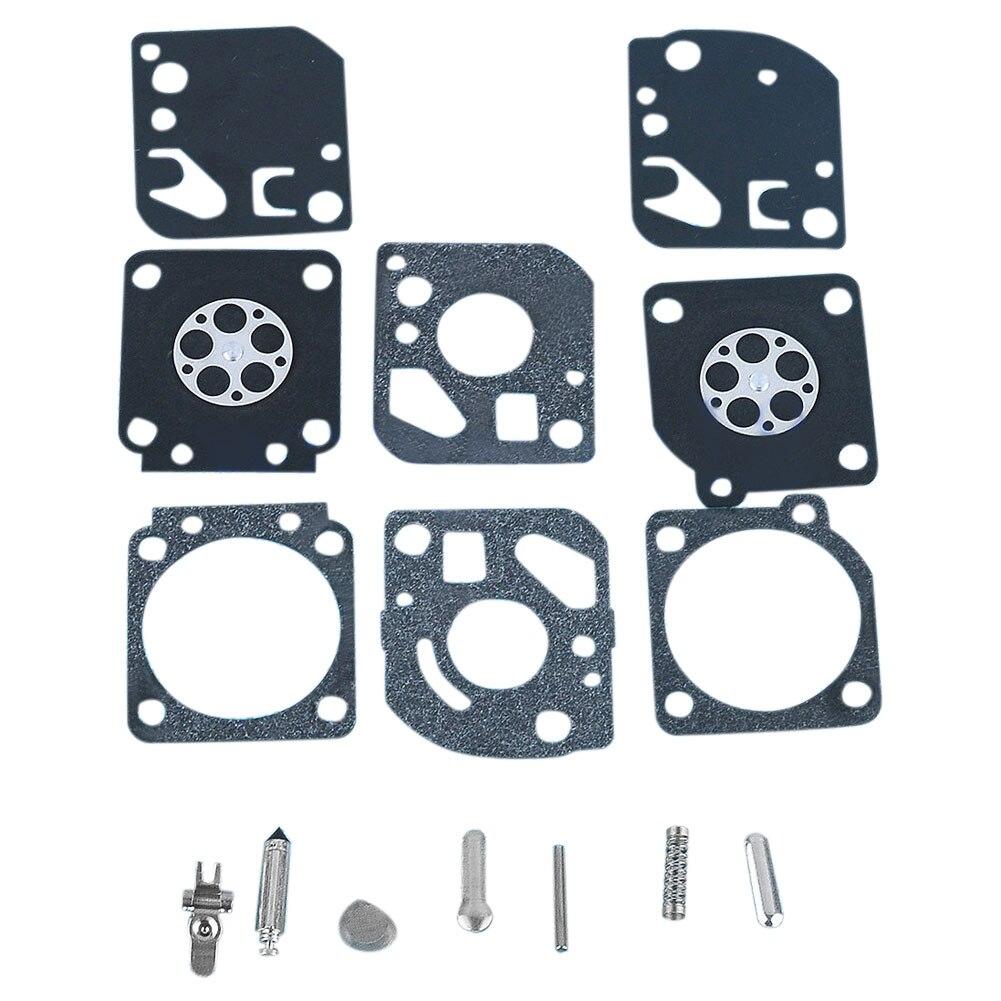 Carburetor Carb Rebuild Repair Kit Fit for RB-29 26cc 30cc RY UT Model Blower Trimmer Metal stator for hs500 hisun500 model carburetor model