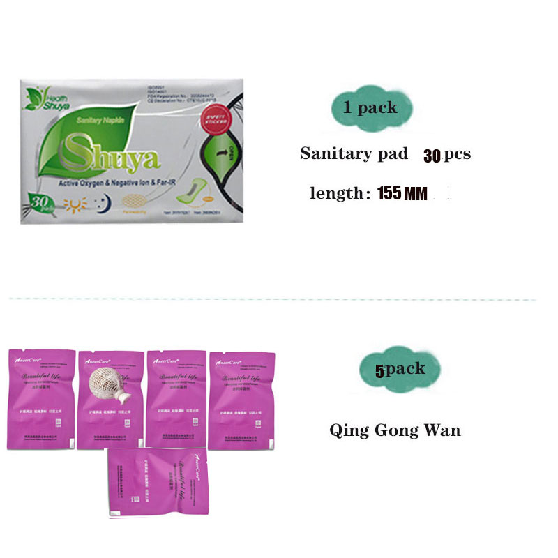 medical tampons 1pack(30pcs)+5pcs yoni pearls vaginal women's health gynecology menstrual pad sanitary towel feminine hygiene 1