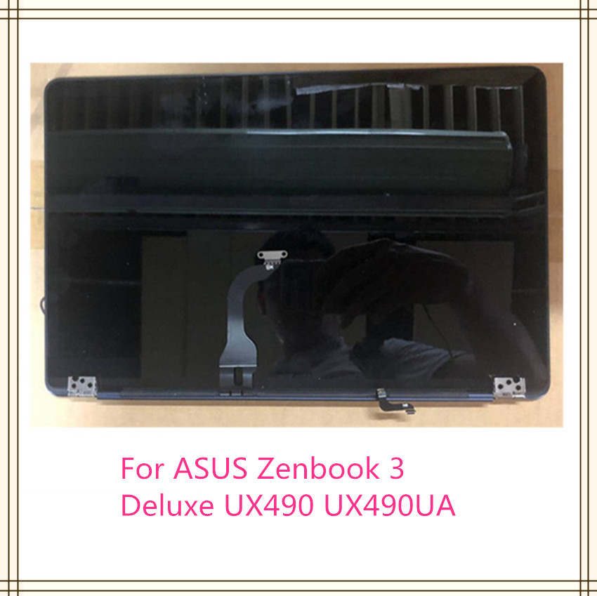 Original-14-inch-Full-Assembly-For-ASUS-Zenbook-3-Deluxe-UX490-UX490UA-Laptop-COMPLETE-LCD-Display.jpg_640x640