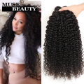 Best Malaysian Kinky Curly Virgin Hair 4 Bundles Sexy Formula Hair Malaysian Curly Weave 8A Grade Virgin Unprocessed Human Hair