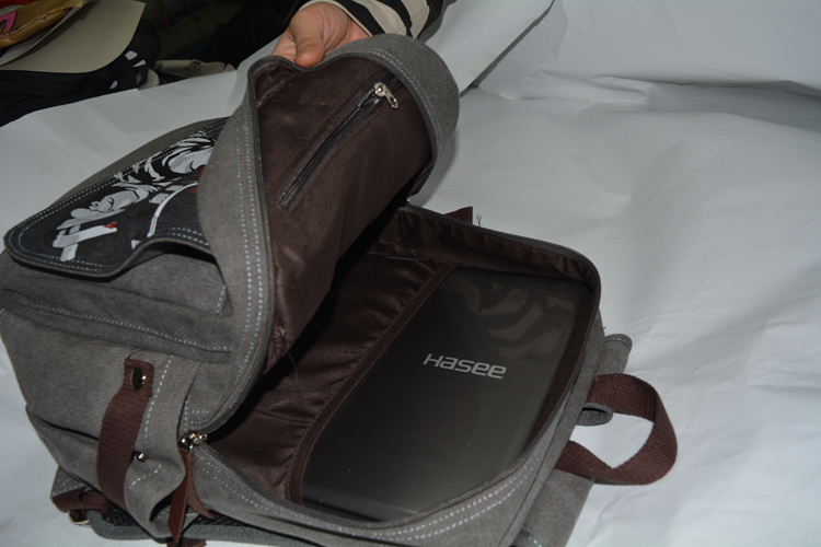 fadas serafins tokyo ghoul mochila Product Estilo : Cartoon Character Image Black Backpack Bag