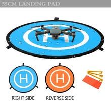 DJI Mavic 2 55CM Landing Pad Universal Protable Fast Fold Drone Landing Mat for DJI Mavic 2 Pro / Zoom Air Spark Xiaomi