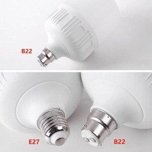 Image 3 - Led Lamp E27 B22 50W Koel Wit Licht Led Lamp AC165 265v Led Light Highlight Helderheid Spotlight Bespaar Lampada Tafel lamp