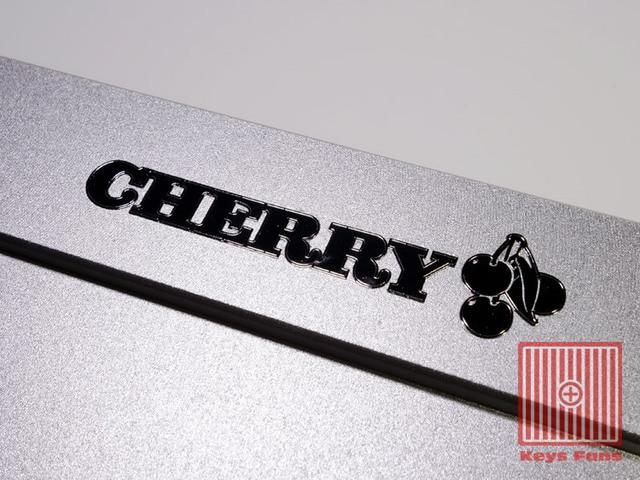 Cherry metal logo stickers mechanical keyboard metal stickers keyboard