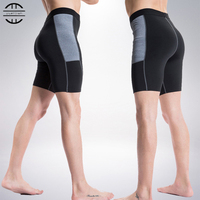 Newest Men Workout Running Shorts Bodybuilding Gym Soccer Elastic Sweatpants Basketball Training Compression Sports Underwear
