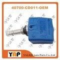 TPMS PARA CIMA FUGA INFINITI FX35 F50/45 Q45T S50 Y50 350Z Z33 VQ35DE VQ35HR VK45DE 3.5 4.5 V6 V8 315 MHZ 40700-CD011