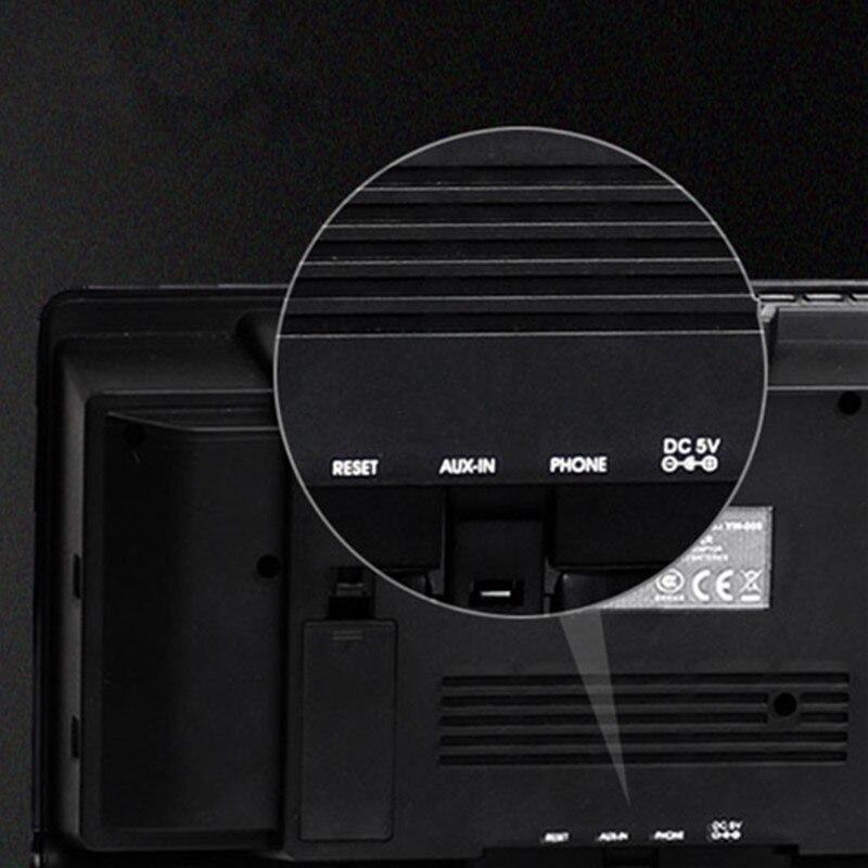 2017 yeni Wall cd maşın sec masaüstü audio CD disk pleyeri usb - Portativ audio və video - Fotoqrafiya 5