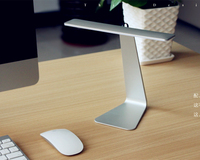 Fashion Ultrathin Style LED 3 Mode Dimming Touch Switch Reading Table Lamp Built In Battery Desk
