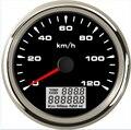 12 В/24 В 85 мм GPS датчики спидометра 0-120 км/ч водонепроницаемые одометры скорость Mileometers датчик поездки Cog для авто