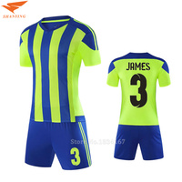 Men Customized Soccer Jerseys Adult DIY Sports Kits 2017 Survetement Football Suits Training Jerseys College Soccer