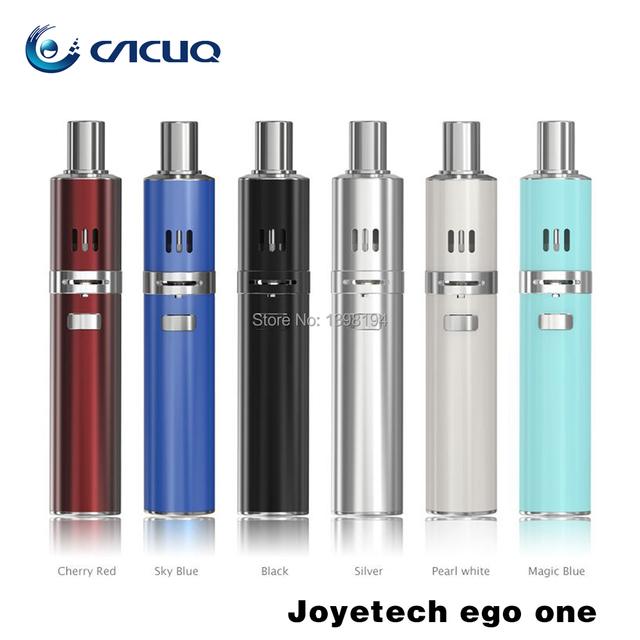100% Original Joyetech eGo One Kit Portátil Kit Kit Ego 1100 mah 2200 mAh Eletrônico De Fluxo de ar Ajustável Cigarro Eletrônico China