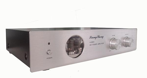 Xiangsheng H-80B III Tube Mosfet Hybrid Amplifier 12AT7 12AU7 preamp tube H80B AMP