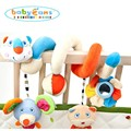 Baby Hanging Rattles Mobile Crib Revolves Infant Kids Toys Around Bed Stroller Decoration Playing Toy Crib Lathe 0-12 months