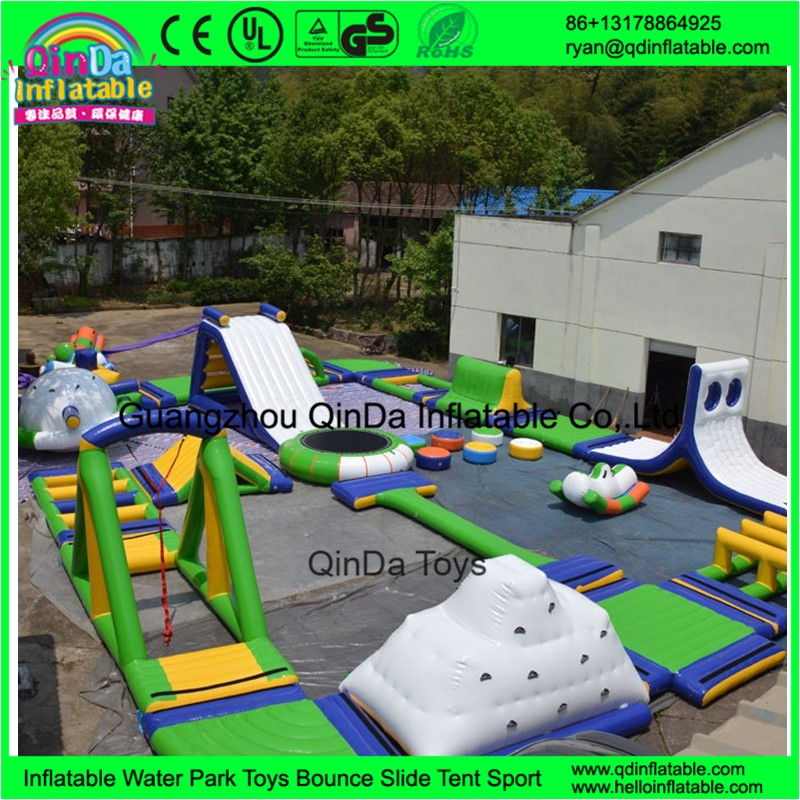 inflatable water park86