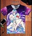 Wholesale 2016 new fashion mens anime t shirt kawaii otaku clothes love live sunshine cosplay Kotori Minami casual t shirt tees