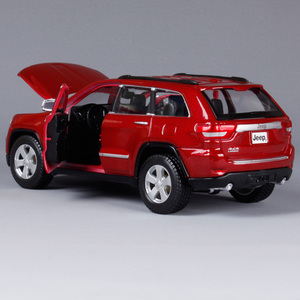 Image 5 - Maisto 1:24 Jeep Grand Cherokee SUV Diecast Model Car Toy New In Box Free Shipping 31205