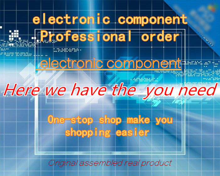 electronic component Order Form,Integrated Circuits Capacitance Resistance Electrolysis Inductance Electronic Order BOM