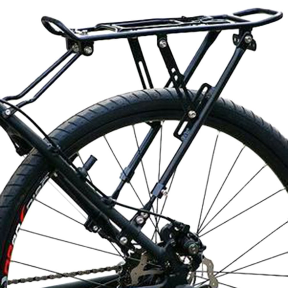Cycling Bike Bicycle Rear Rack Carrier MTB Pannier Luggage Carrier Rack Drop Shipping
