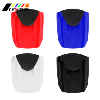 Motorcycle ABS Plastic Rear Seat Protective Cover Cap For HONDA CBR600RR CBR 600RR F5 2013 2014 2015 2016 2017 13 14 15 16 17