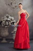 free shipping 2016 new handmade custom size bride dress ever pretty plus size dresses red lace wedding dress with beaded bust