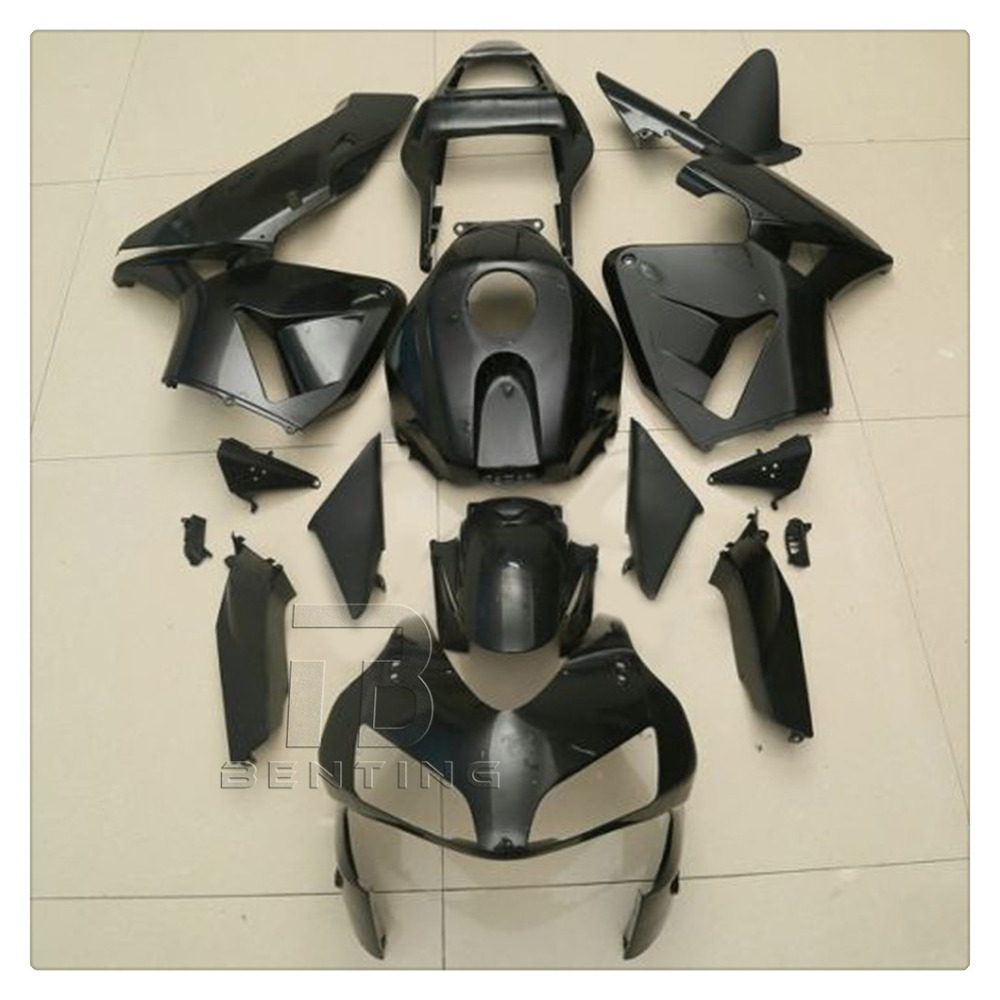 Unpainted ABS Injection Mold Bodywork Fairing Kit For Honda CBR600RR CBR 600RR CBR600 RR 2003-2004 ABS Plastic +3 Gift vehicle plastic accessory injection mold china makers