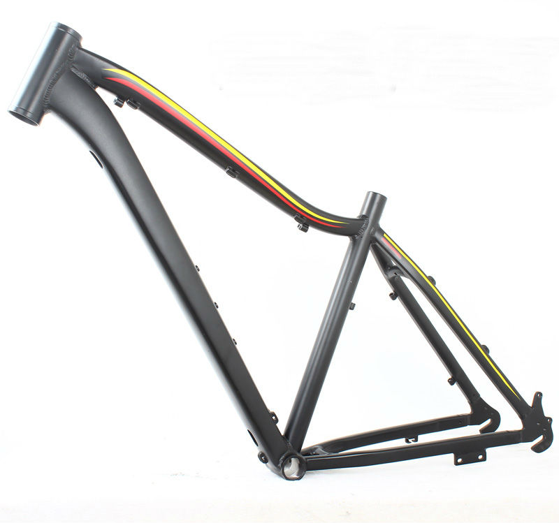 Last 27.5x18inch 650B Disc Brake 6061 Aluminum Alloy Frame Bicycle Frame 27.5-inch Ultra-light Frame Electric Bicycle Frame