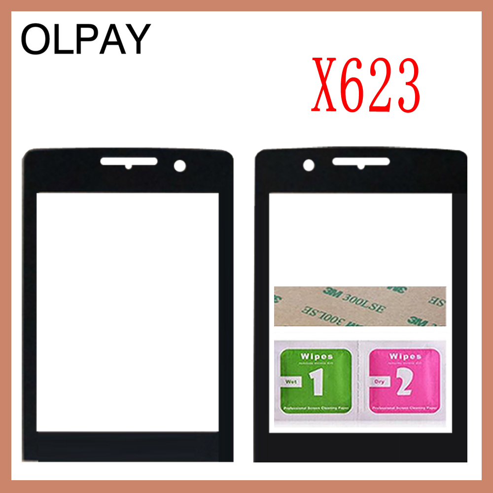 Image 3 - 100% New Original Front Glass Lens For Philips Xenium Philips E560 E570 E571 X623 X1560 X5500 Not Touch Screen Free Shipping-in Mobile Phone Touch Panel from Cellphones & Telecommunications